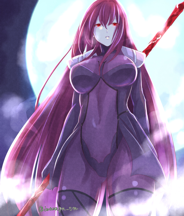 File Philipsburg Manor Sleepy Hollow Jpg: Scathach Fate Grand Order And Fate Series Drawn By