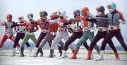 Showa Era Kamen Riders