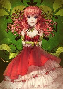 Strawberry love potion by anikakinka-d4om0ua