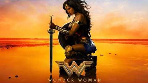 Wonder Woman's Wrath - Music Theme Wonder Woman (2017) OST 4K HD