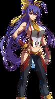 BlazBlue Mai Natsume Story Mode Avatar Normal