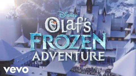 """When We're Together (From """"Olaf's Frozen Adventure"""" Official Lyric Video)"""