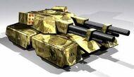 1345653-mammoth tank papercraft