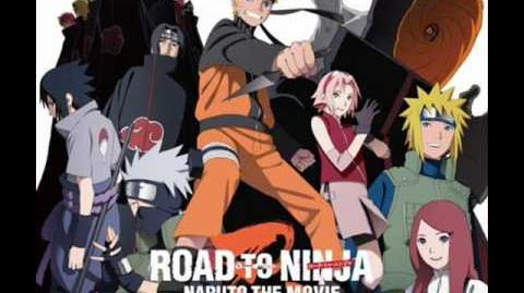 Naruto Shippuuden Road to Ninja Movie 6 OST - Track 28 - Breakdown