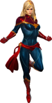 Carol Danvers (Earth-30847) from Marvel vs Capcom Infinite 0001