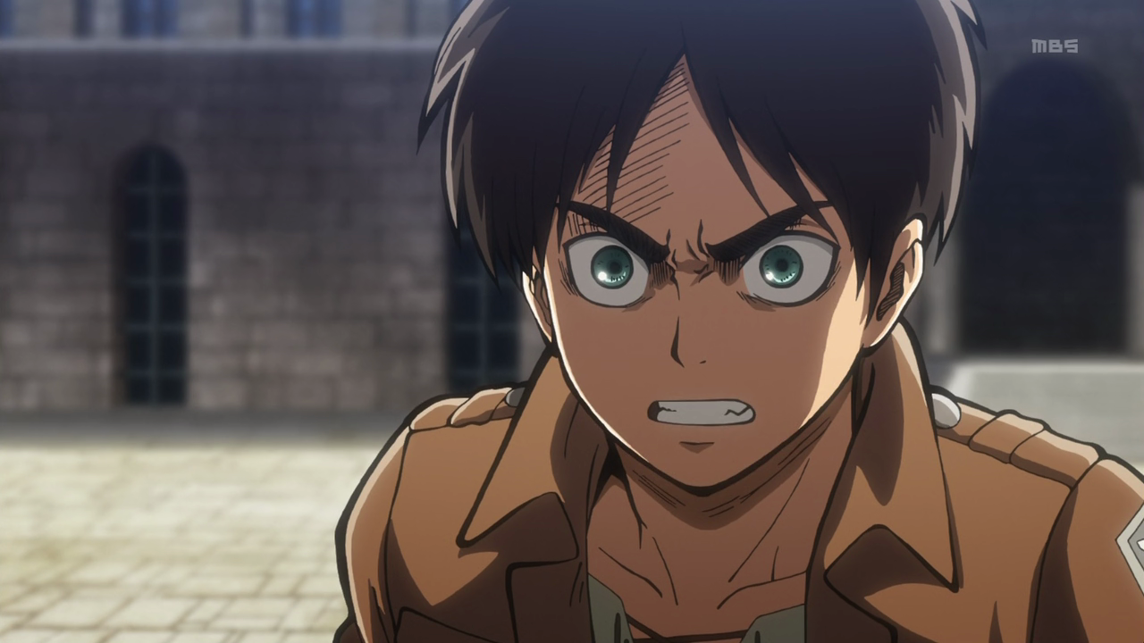 Image result for eren jaeger season 1