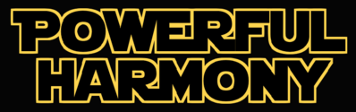 Powerful Harmony Title