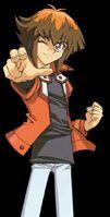 Jaden Yuki Happy Action