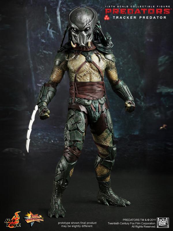 Tracker Predator | Legends of the Multi Universe Wiki