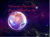 Chronciles of Great New Empire(Book One-The Enthropy)