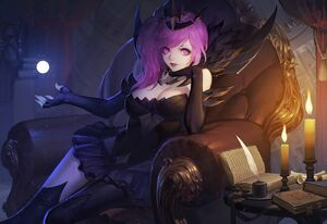Elementalist lux and luxanna crownguard league of legends drawn by daye bie qia lian sample-0b156dca1919aa7570b054ce81994e2e