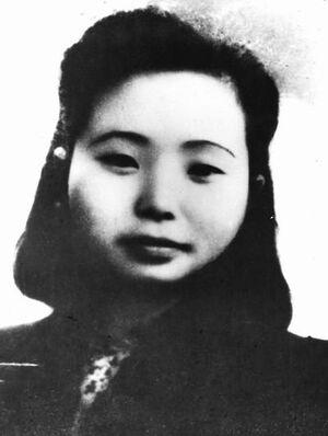 Jiang Zhujun a brave CPC membe