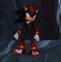 Shadow Sonic Boom Rise of Lyric