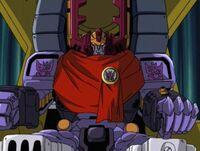 Galvatron has the cape...but do chicks dig him