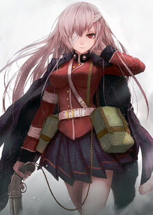 Florence nightingale fate grand order and fate series drawn by zen o sample-971635eaf01939c0617234019fc2bada