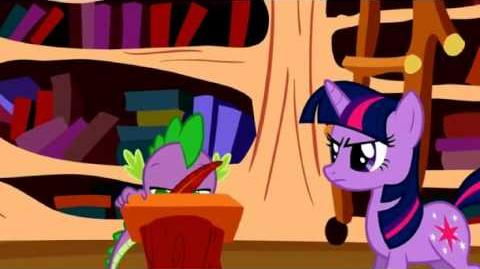 My Little Pony FIM Best of Spike Part 1