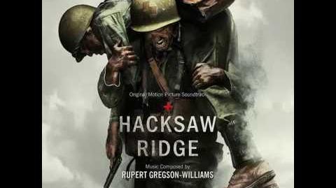 Hacksaw Ridge OST - 10 Japanese Retake The Ridge