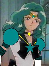 Sailor neptune looks eternal