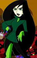 Shego in jacket