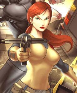 Scarlett aim sniper