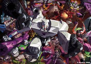 Megatron gang