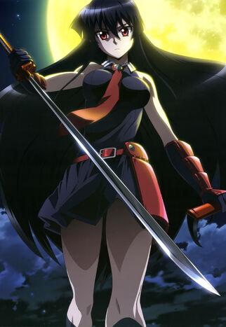290944 akame akame ga kill sword