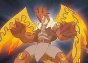 Command Blazedragon