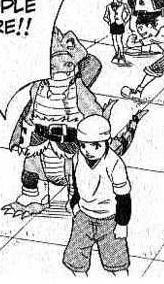 Dandy-manga