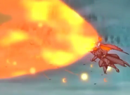 Volcano Kingdragon's Attack