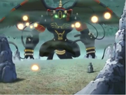 Jabberwock during the Legendz War