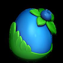 Черника яйцо