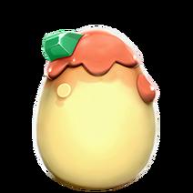 Карамель яйцо