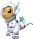 Астронавт взрослый