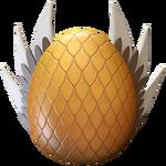 Орёл яйцо