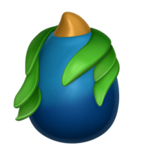 Водоросль яйцо