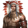 Great Chieftain Lu Bu