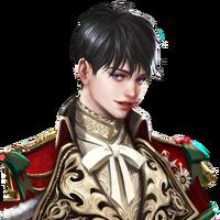 Christmas Aristocrat Black Prince Harold