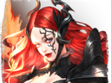 Haniel of War Flames