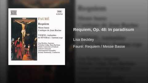 Requiem, Op