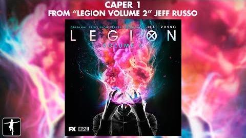 Jeff Russo - Caper 1 - Legion, Vol