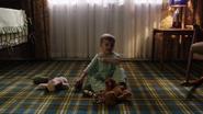1x01 Toddler David