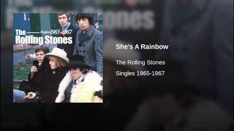 She's A Rainbow (Original Single Mono Version)