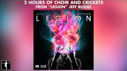 "Jeff Russo - 2 Hours of ""Choir And Crickets"" - Legion Soundtrack (Official Video)"