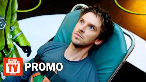 Legion Season 2 Promo 'Awake' Rotten Tomatoes TV