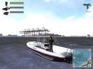Police boat miami