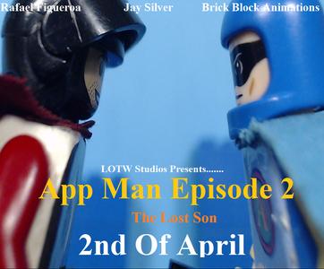 App Man Episode 2 Poster