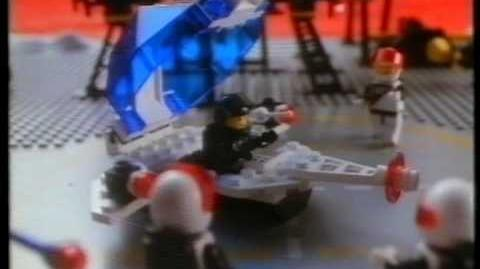 Lego Space Police