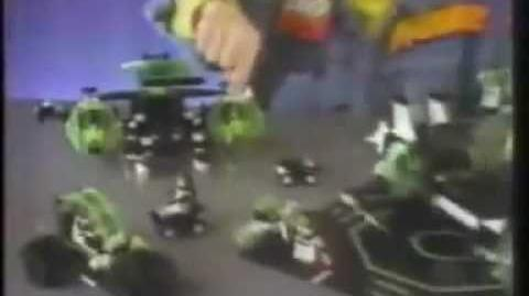 1991 LEGO Blacktron Collection commercial