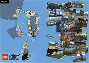 Lego City Map