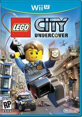 Lego city undercover boxart